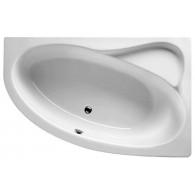 Акриловая ванна Riho Lyra (140 см) ( L)