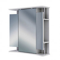 Зеркало-шкаф Runo Валенсия 75