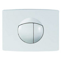 Кнопка слива инсталляций Sanit S701 16.701.01 белый