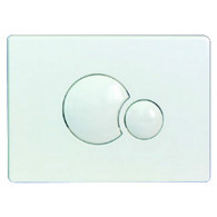 Кнопка слива инсталляций Sanit S706 16.706.01 белый