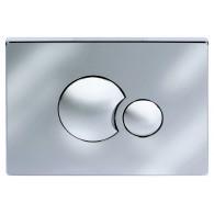 Кнопка слива инсталляций Sanit S706 16.706.81 хром