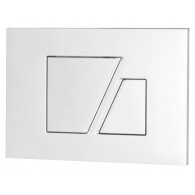 Кнопка слива инсталляций Sanit S707 16.707.01 белый