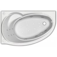 Акриловая ванна Акватек Бетта 170x97 L