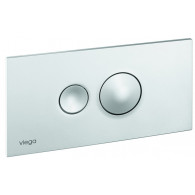 Кнопка слива инсталляций Viega Visign for Style 10 596323 хром