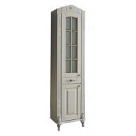 Пенал-шкаф Атолл Александрия айвори