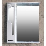 Зеркало-шкаф Атолл Барселона 75 белый