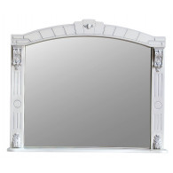 Зеркало для ванной Атолл Александрия 100 айвори