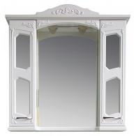 Зеркало-шкаф Атолл Маргарита белый