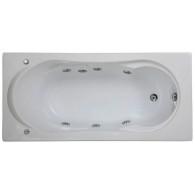 Акриловая ванна Bas Ахин (170 см)