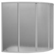 Шторка на ванну Bas Алегра (4 ств. пластик)