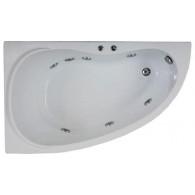 Акриловая ванна Bas Алегра 150x90 L