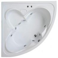Акриловая ванна Bas Дрова (160 см)