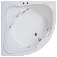 Акриловая ванна Bas Хатива (143 см)