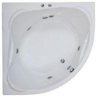 Акриловая ванна Bas Риола (135 см)