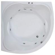 Акриловая ванна Bas Ривьера (161 см)