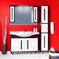 Мебель для ванной Бриклаер Бали 120