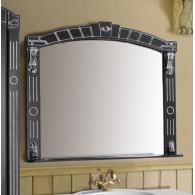 Зеркало для ванной Атолл Александрия 100 черное