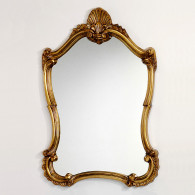 Зеркало для ванной Caprigo PL90-B бронза