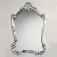Зеркало для ванной Caprigo PL90-S серебро