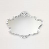 Зеркало для ванной Caprigo PL110-S серебро