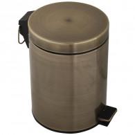 Ведро для мусора Veragio Gifortes VR.GFT-9020.BR 5L
